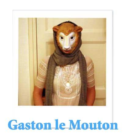 Gaston le mouton