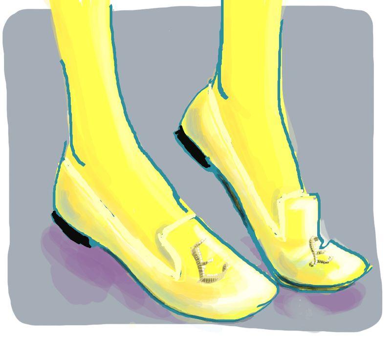 Loafersjaune