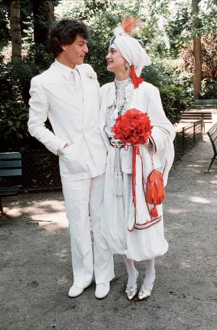 Louloudelafalaise_wedding_1977