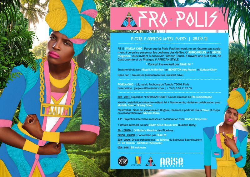 Afro-Polis_flyer event_French